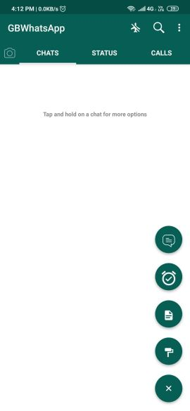 GBWhatsApp Download free apk file latest install