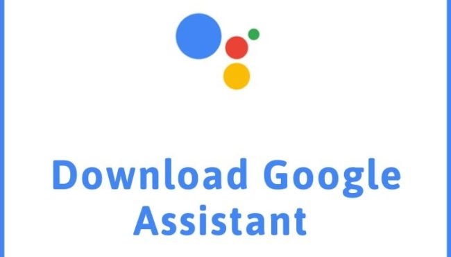 Google Assistant Apk Download Latest version 2020