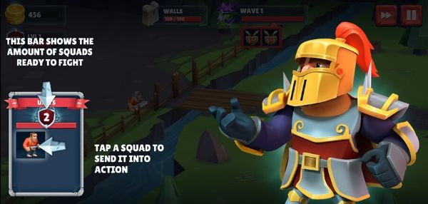 Game Of Warriors APK v1.4 Download Free 2021 game of warriors