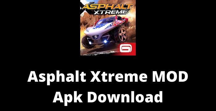 Asphalt Xtreme mod apk Download Latest Version 2020