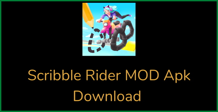 Scribble Rider MOD Apk Download 2020